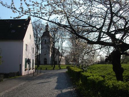 Besuchen Sie das Friemersheimer Dorf