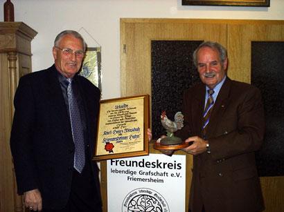 Karl-Heinz Winschuh und Günter Pfeiffer